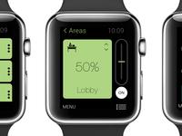 Cloud Lighting Apple Watch Concept