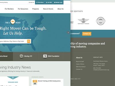 Homepage Sneak Peek