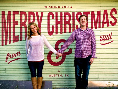 Merry Christmas! christmas texture photography christmas card holidays typography photo retouching greeting card card