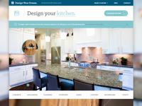 Design your kitchen.