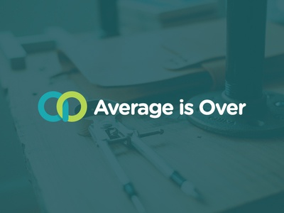 Average is Over Logo