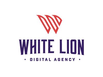 Final White Lion Logo