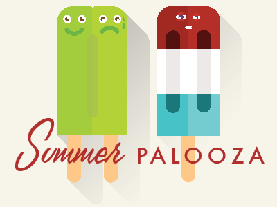 Summer Party Popsicle Times popsicle summer party