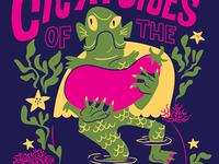 Veggie Swamp Monster