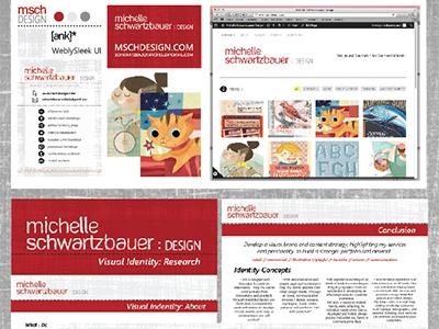 Visual Identity 2014 branding design process illustration visual identity identity logo website