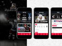 Grand Rapids Griffins Mobile App