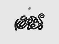Logo Type Concept Goa Kreo