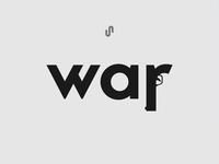 Logo Concept War