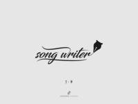 Songwriter Logo Concept