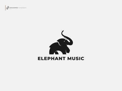 Elephant Music Logo