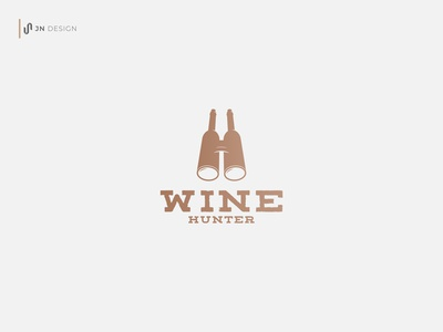 Wine Hunter Logo