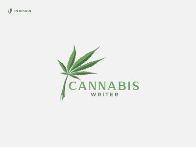 Cannabis Writer Logo