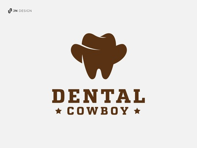 Dental Cowboy Logo