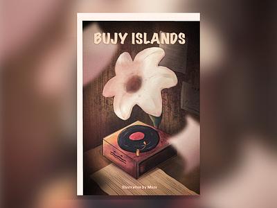 BUJY ISLAND VOL.2 illustration