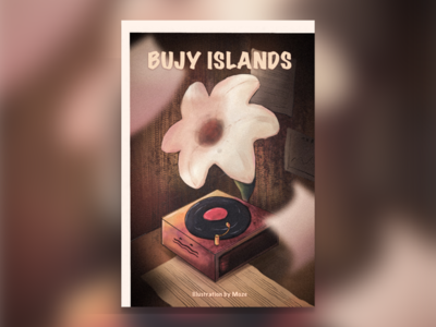 BUJY ISLAND VOL.2 illustration