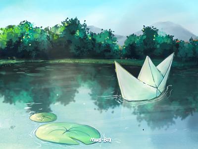 Minebox vol.5 illustration