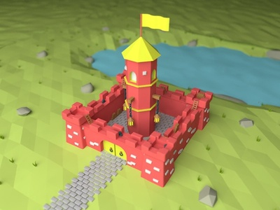 Second 3D Project