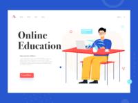Online Education Web 1