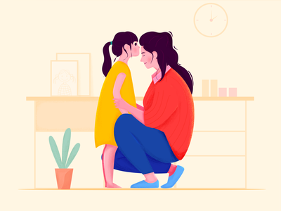 Sweet Kiss~ illustration