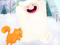 Happy winter houres
