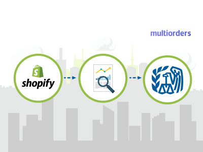 Does Shopify Report To The IRS? Multiorders