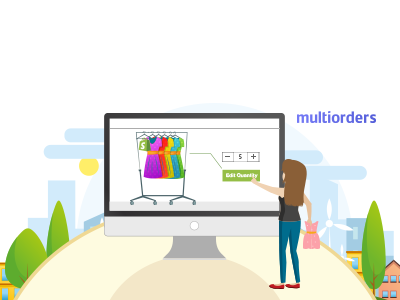 How To Edit Shopify Quantity Multiorders