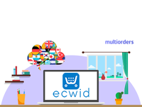 How To Change The Language In Ecwid Multiorders