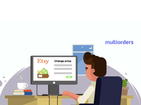 How To Change The Price On Etsy Multiorders