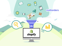 Best Shopify Shipping Management Software 2019 Multiorders