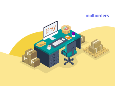 Best Etsy Order Management Software 2019 Multiorders etsy order management etsy orders etsy seller etsy shop etsy store inventory etsy online store online shop order fulfillment order management inventory management shipping management ecommerce