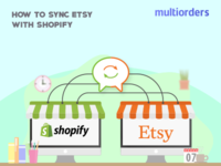 Guide How To Sync Etsy With Shopify Multiorders