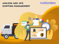 SOLUTION: Amazon And UPS Shipping Management 2019 Multiorders