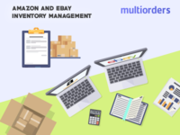 SOLUTION: Amazon And eBay Inventory Management Multiorders