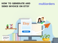 GUIDE: How To Generate And Send Invoice On Etsy 2019 Multiorders