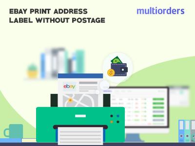 Solved Print Ebay Address Label Without Postage Multiorders Drib shipping label address label label print label ebay ecommerce