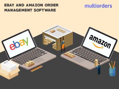 eBay And Amazon Order Management Software 2019 Multiorders online store online shop order fulfillment order management inventory management shipping management ecommerce order management software orders order amazon ebay