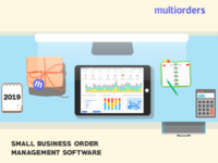 Small Business Order Management Software 2019 Multiorders