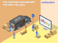 UPS Shipping Management For eBay Sellers 2019 Multiorders Dribbb