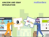 SOLUTION: Amazon And eBay Integration 2019 Multiorders Dribbble