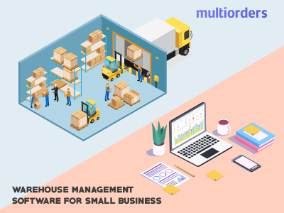 Warehouse Management Software For Small Business Multiorders by