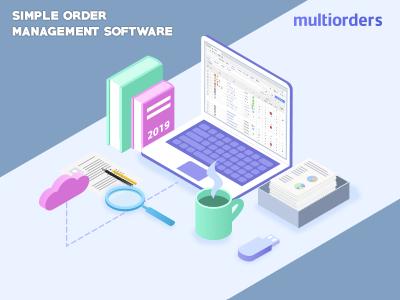 Simple Order Management Software 2019 Multiorders