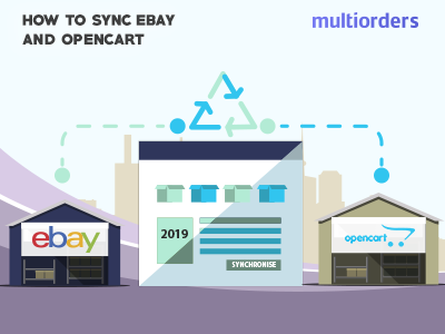 SOLUTION: How To Sync eBay And OpenCart 2019 Multiorders