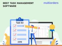 Best Task Management Software 2019 Multiorders