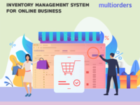 Inventory Management System For Online Business Multiorders