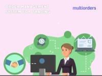 SOLUTION: Order Management System For Trading Multiorders