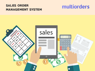SOLUTION: Sales Order Management System Multiorders by