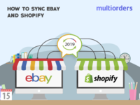 SOLUTION: How To Sync eBay And Shopify 2019 Multiorders