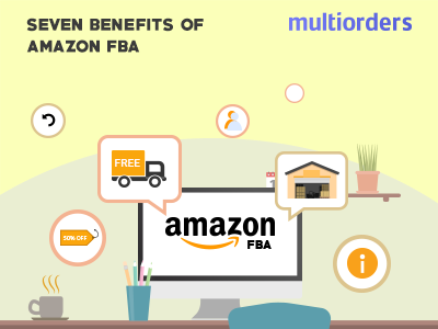 7 Most Important Benefits Of Amazon FBA Multiorders multiorders shipping management inventory management order fulfillment order management fulfillment fba amazon ecommerce