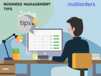 STRATEGY: 10 Business Management Tips Multiorders