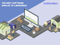 The Best Software Similar To Linnworks Multiorders